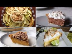 (11) 5 Pies For Your Holiday Season - YouTube