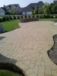 These products with our installation methods that are above and beyond industry standards will ensure that you can enjoy your brick paver walkway for years to come. | www.paverprotector.com #paverprotector