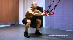 Full Body Extreme Suspension Trainer Interval Workout: Routine 4