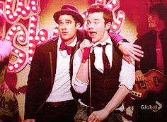 "Blaine + Kurt = The only reason left to watch ""Glee."""