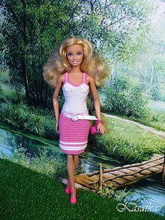 Ravelry: Red Poppy for Barbie pattern by Oksana Lifenko