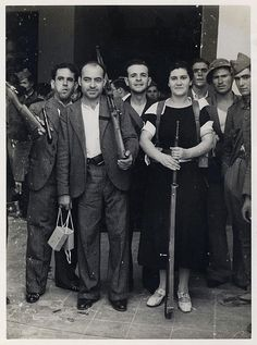 Spain -1936. - GC
