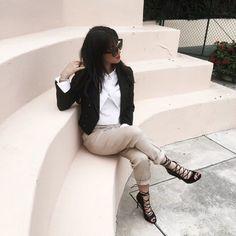 Around the World #SanteWorld: Fabulous Tania in L.A. (via: @tania_sarin) #SanteBloggersSpot Shop NOW: www.santeshoes.com