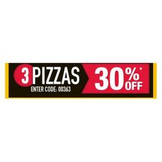 Spend and Save up to 30% OFF on Pizzas @ Domino`s Pizza - Bargain Bro