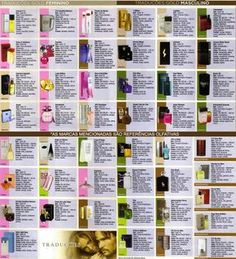 Traduções Gold - Os perfumes importados mais Famosos do Mundo ao seu alcance! | Mais Feliz com Hinode