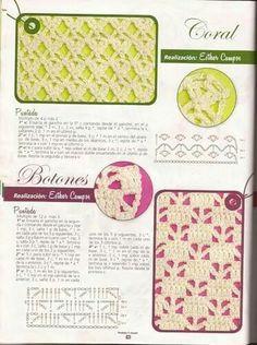 nice stitch, #free #crochet #pattern <3ceruleana<3
