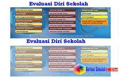 EDS atau Evaluasi Diri Sekolah digunakan sebagi barometer menilai sekolah dari sudut pandang Guru Siswa Kepala Sekolah dan Komite Sekolah. Ini sebagai bentuk dari Evaluasi secara mandiri menuju kearah kemajuan yang lebih baik. Dalam hal ini biasanya dalam bentuk Instrumen EDS.  Instrumen EDS terdiri dari data umum instrument induk dan angket guru siswa dan komite sekolah dengan memakai format yang menekankan pada perolehan tahapan setiap standar yakni 1 belum memenuhi SPM hampir memenuhi SPM Sek Microsoft Excel, Dahlia, Teacher, Places, Diy, Crafts, Professor, Manualidades, Bricolage
