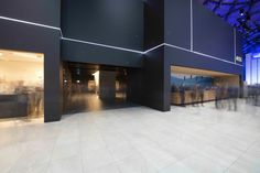 ArsRatio floor system for the Hansgrohe Group at the ISH by ArsRatio Innovative Systems, Italian Tiles, Tile Manufacturers, Wood Stone, Tongue And Groove, Black Forest, Corporate Design, Flooring, Group