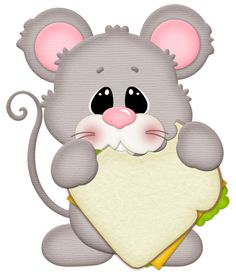 """Stink'in Cute Paper Piecing's """"Mice"""" Pg 5"""