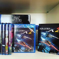 Arrivage tout frais du matin :D Thank you @limitedrungames #PSvita #soldnerx2 #PlayStation #gaming #collector #twitter