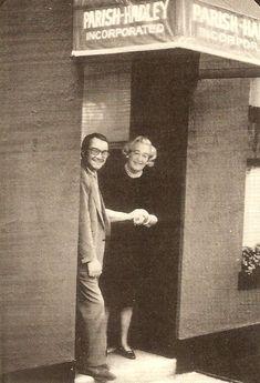 DEsigning Duo?: Sister Parish & Albert at Parish Hadley
