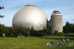 Berlin's Prenzlauer Berg area, the Zeiss Großplanetarium -- Zeiss Planetarium