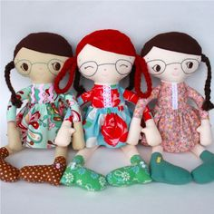 Bit of Whimsy Dolls