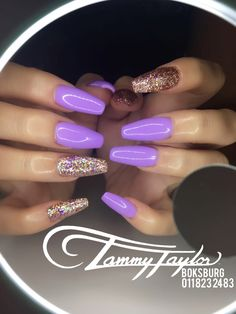 Royal Palace Gelegance + Pop Fizz Clink Sculpted Nails  #tammytaylor #rosegold