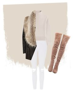 """Winter boots set 2"" by xxmrs-wolfxx on Polyvore featuring Topshop, Vanessa Seward and River Island"