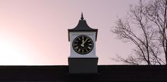 Stunning Clock Towers with up to four stunning turret clocks. Each Clock tower features a stunning woodgrain finish that is virtually maintenance free. Clocks, Outdoor Clock, As Time Goes By, Towers, San Francisco Ferry, Wood Grain, Building, Travel, Viajes