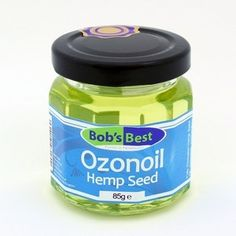 What's Ozone and Ozonated oils?  http://bobshealthyblog.wordpress.com/2012/11/26/health-uses-of-ozonated-oil/