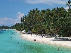 Panglao Beach Resort in Bohol, Philippines