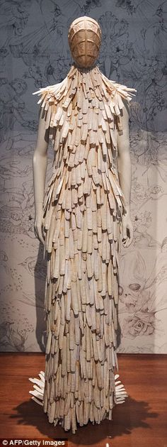 Avant-garde: The designer, who was creative director at Givenchy before founding his own l...