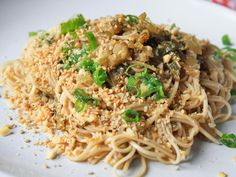 Cold-Dressed Noodles, Yibin-Style