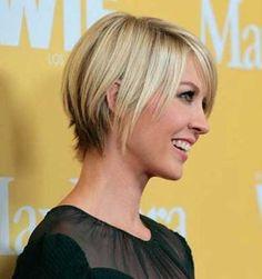 21.Short Haircut für Frauen