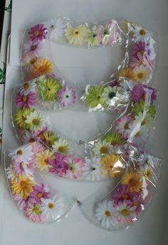 Flower power collars!