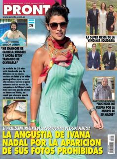 Pronto Marzo 2016 - Nº 1023 digital magazine - Read the digital edition by Magzter on your iPad, iPhone, Android, Tablet Devices, Windows 8, PC, Mac and the Web.