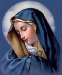 The Blessed Virgin Mary~Queen of Heaven Blessed Mother Mary, Divine Mother, Blessed Virgin Mary, Lady Madonna, Madonna And Child, Religious Pictures, Religious Art, Mont Carmel, Images Of Mary