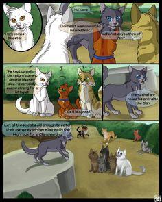 warriors into the wild - pg: 21 by SassyHeart on DeviantArt