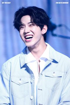 Dowoon ©hit the beat K Pop, Pop Bands, Park Sung Jin, Bad Songs, Day6 Dowoon, Kim Wonpil, Young K, Entertainment, Korean Artist