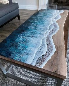 Great Ideas for Wood Table Projects Finding your place in wood furniture plan is such a great feeling. Reading more about this niche will help you enjoy a future in Furniture Plans, Wood Furniture, Wood Projects, Woodworking Projects, Woodworking Classes, Woodworking Plans, Resin Table, Wooden Tables, Resin Art