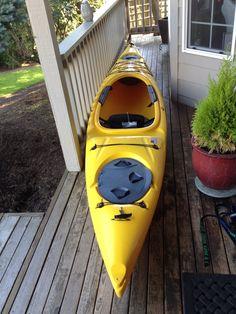 My birthday kayak!!
