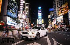 Novo Ford Mustang RTR 2013 | Garagem do Re