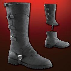 Assassin Boots