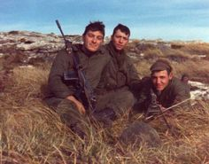 Argentine soldiers, Falklands war pin by Paolo Marzioli