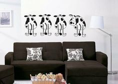 Cows! will be in my house someday