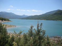 Il lago di Bomba - lake of Bomba #panoramio