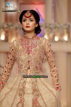 Telenor Bridal Couture Week 2015 Review & Pictures | BestStylo.com
