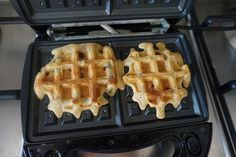 Cookie Dough Waffle