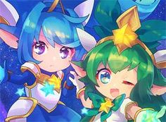 Star Guardian community creations | League of Legends