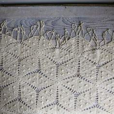 Cubrecama Crochet Vintage colcha por ethanollie en Etsy
