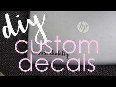 DIY Custom Decal - Samanthability