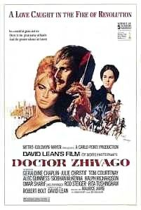 Doctor Zhivago (Russian: До́ктор Жива́го) is a 1965 epic drama-romance-war film directed by David Lean and loosely based on the famous novel of the same name by Boris Pasternak. It has remained popular for decades, and as of 2010 is the eighth highest grossing film of all time in the United States, adjusted for inflation