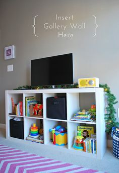 1000 ideas about ikea tv stand on pinterest ikea tv tv for Tv stand kids room