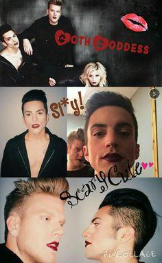 My edit for our goth girls! Scott Hoying & Mitch Grassi!