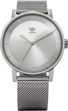 d193fe7703cdc adidas District Milanese Bracelet Watch, 40mm. Adidas Watch, Originals ...