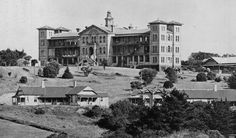 Auckland Hospital abt 1910 from wikipedia