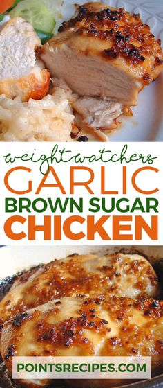 Garlic Brown Sugar Chicken More