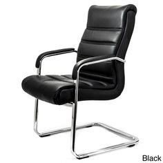 @Overstock - AtTheOffice 3 Series Guest Chair - Classic good looks combine with great comfort in the 3 Series side chair. The plush cushions of this great office chair are covered in supple alterna leather  http://www.overstock.com/Office-Supplies/AtTheOffice-3-Series-Guest-Chair/7683523/product.html?CID=214117 $234.99