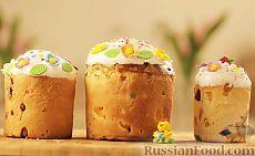 41 рецепт пасхальных куличей